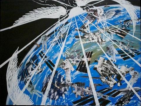 The Art Of Nasa Andy Warhol Annie Leibovitz Norman