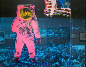 The Art of NASA: Andy Warhol, Annie Leibovitz, Norman Rockwell, and Other Icons Celebrate 50 Years of Space Exploration