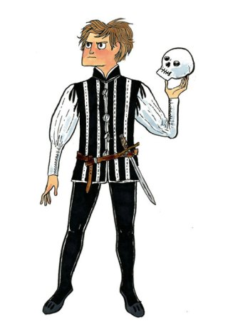a comparison of the similarities and differences between william shakespeares hamlet and james dashn Comparison of hamlet movie to the two of which has their similarities and differences you will be writing on william shakespeare's hamlet compare the.