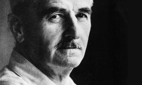 Acceptance essay faulkner speech william written