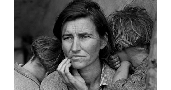 "The Story Behind the Iconic ""Migrant Mother"" Photograph and How ..."