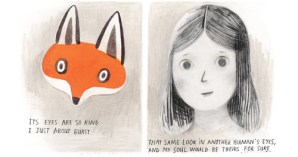 Jane, the Fox and Me: A Gorgeous Graphic Novel about the Travails of Youth Inspired by Charlotte Brontë