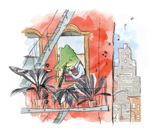 Herman and Rosie: An Illustrated Ode to Finding a Sense of Purpose and Belonging in the Big City