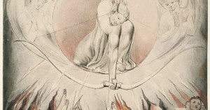 "Aesthetic Rapture Between Heaven and Hell: William Blake Illustrates John Milton's ""Paradise Lost"""
