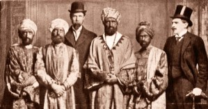 The Dreadnought Hoax: Young Virginia Woolf and Her Bloomsbury Posse Prank the Royal Navy in Drag and a Turban