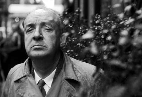 vladimir nabokov on writing reading and the three qualities a  vladimir nabokov by william claxton 1963