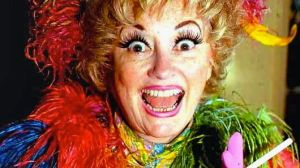 Comedy Godmother Phyllis Diller on What Every Comedian Needs and How a Great Joke Works