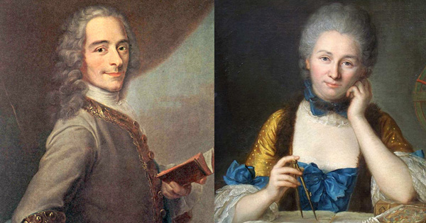The Philosopher and the Prodigy: How Voltaire Fell in Love with a  Remarkable Woman Mathematician – Brain Pickings