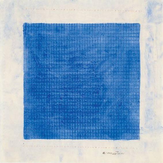 Agnes Martin on Art, Happiness, Pride, and Failure: A Rare