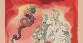 Salvador Dalí's Sinister and Sensual Paintings for Dante's <em>Divine Comedy</em>
