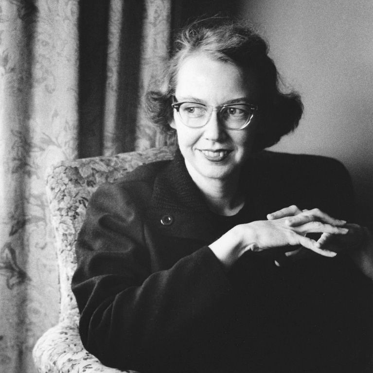 "flannery o connor on why the grotesque appeals to us plus a rare  flannery o connor on why the grotesque appeals to us plus a rare recording of her reading ""a good man is hard to find"" brain pickings"