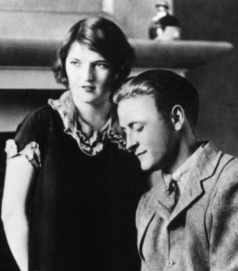April 3, 1920: Zelda and F  Scott Fitzgerald Get Married and One of