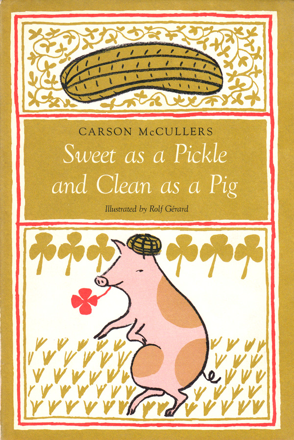 Carson McCullers's Little-Known 1964 Illustrated Children's Book