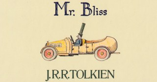 Mr. Bliss: Tolkien's Little-Known Children's Book for His Own Kids, Lovingly Handwritten and Illustrated by the Author Himself