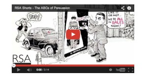 How to Move People with Integrity: The Art of Persuasion, Animated