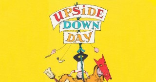 Upside Down Day: Rare and Wonderful Vintage Children's Book by the Head of NASA's Public Affairs Office