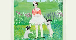 Girls Standing on Lawns: A Quirky Collaboration Between Maira Kalman, Daniel Handler, and MoMA