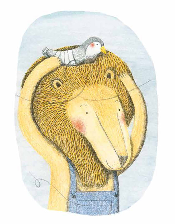 Online Work Projects Drawing From The Lion And The Bird By Marianne Dubuc A Tender Illustrated  Story About Loyalty And The Gift Of Friendship Samples Of Essay Writing In English also English Essay Emerson On The Two Pillars Of Friendship  Brain Pickings Exemplification Essay Thesis