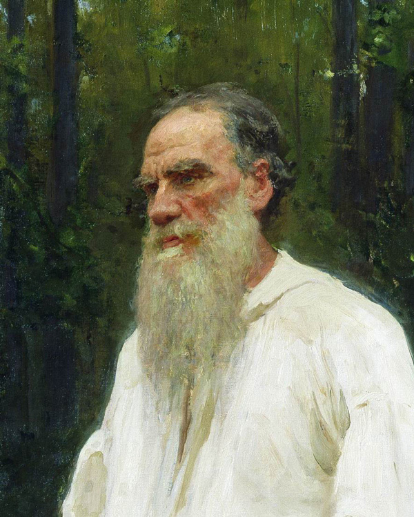 Leo Tolstoy on Finding Meaning in a Meaningless World – Brain Pickings