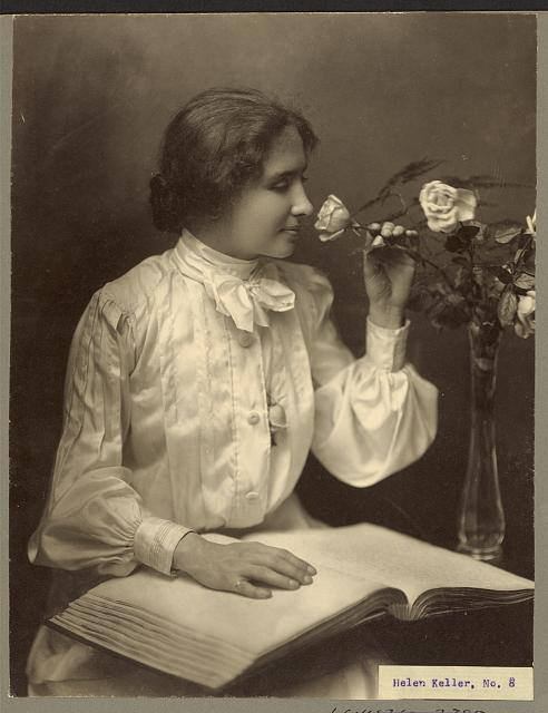 Why helen keller inspired so many people essays
