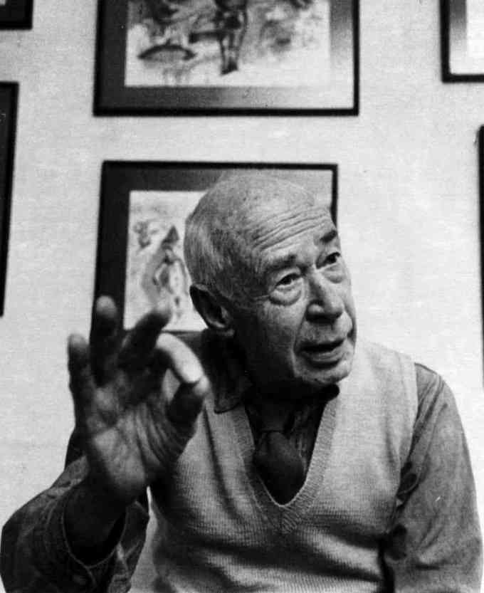 Henry Miller on Writing and Life – Brain Pickings
