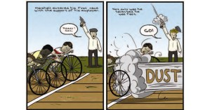 Strange Fruit: Nine Unsung Heroes of Black History, in a Graphic Novel