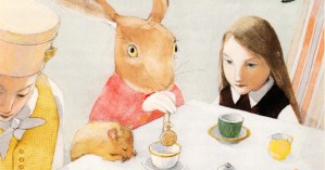 The Best Illustrations from 150 Years of Alice in Wonderland