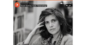 Debriefing: Susan Sontag Reads from <em>I, Etcetera</em>