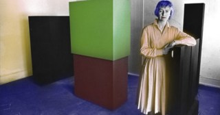 """Anne Truitt on Resisting the Label """"Artist"""" and the Difference Between Doing Art and Being an Artist"""