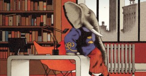 The Memory of an Elephant: A Most Unusual Children's Book for Lovers of Mid-Century Modern Design