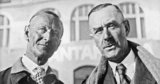 The Virtuous Cycle of Gratitude and Mutual Appreciation: The Letters of Hermann Hesse and Thomas Mann