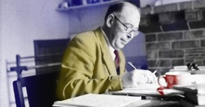 C. S. Lewis on the Secret of Happiness in a Letter to Child