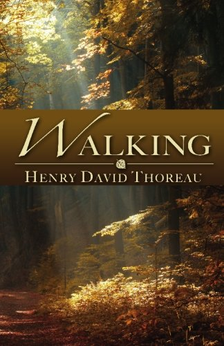 thoreau walking summary