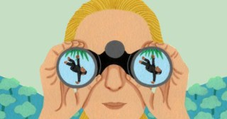 The Watcher: A Children's Book about How Jane Goodall Became Jane Goodall