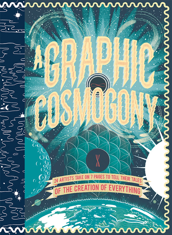A Graphic Cosmogony: Artists Imagine How the Universe Was Born