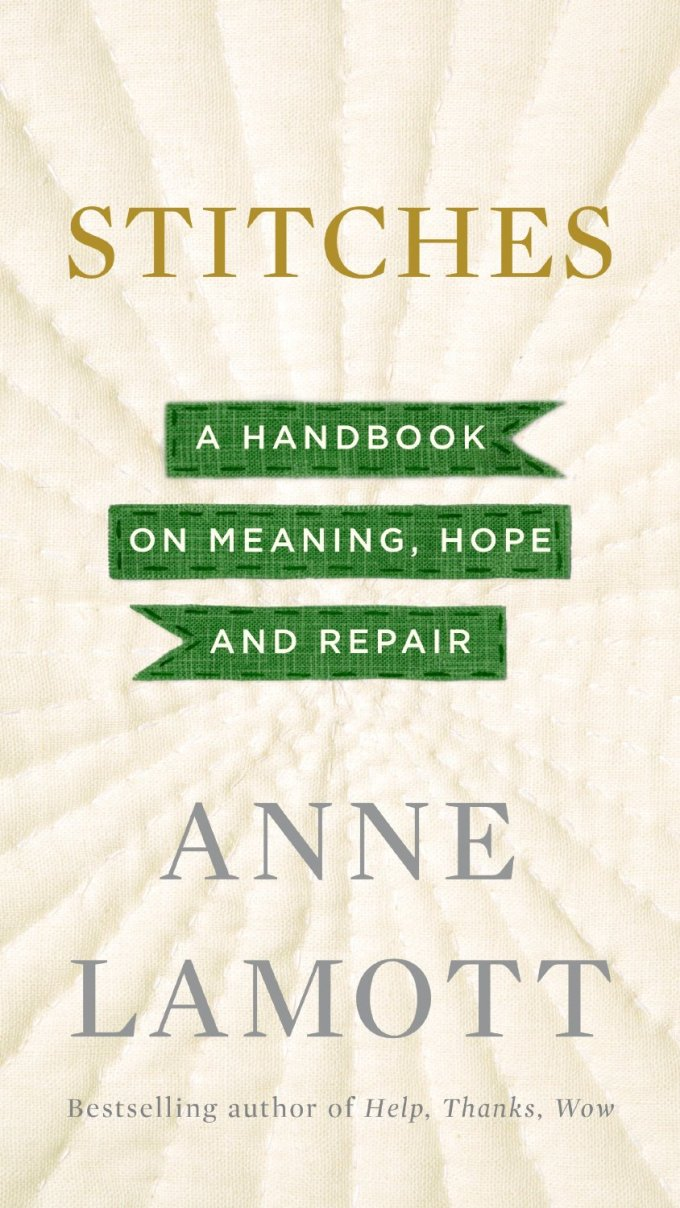 anne lamott on how we endure and meaning in a crazy world we live in a culture of dividedness and fragmentation of the self when we contemplate what it takes to live a full life we extol mindfulness and