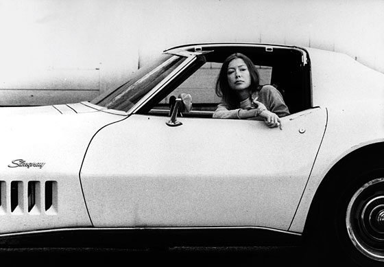 joan didion on self respect brain pickings joan didion on driving as secular worship and self transcendence