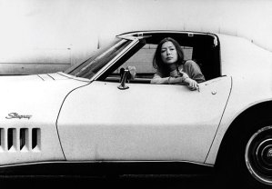 Joan Didion on Driving as Secular Worship and Self-Transcendence