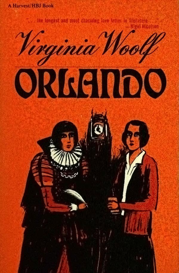 essays on orlando by virginia woolf