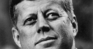 JFK on Poetry, Power, and the Artist's Role in Society: His Eulogy for Robert Frost, One of the Greatest Speeches of All Time