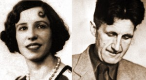 The One That Got Away: The Bittersweet Story of George Orwell and His Childhood Sweetheart