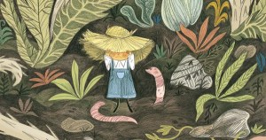The Little Gardener: A Tender Illustrated Parable of Purpose and the Power of Working with Love