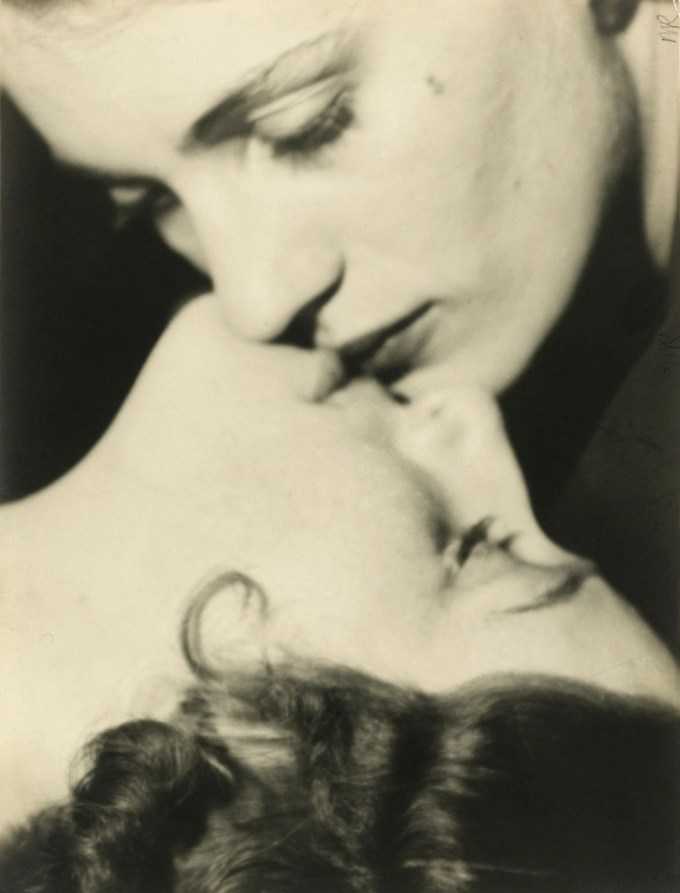 'Lee Miller and Friend' by Man Ray. Paris, 1930.
