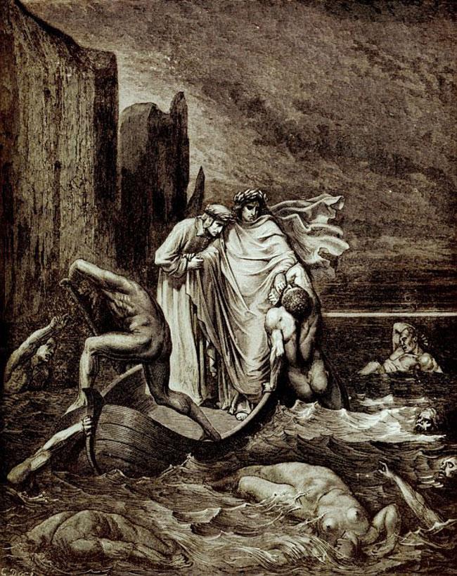 Dore's Inferno