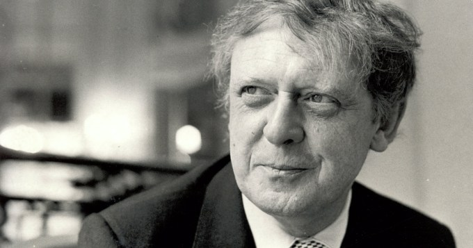 Anthony Burgess by Peter Johns / The Guardian