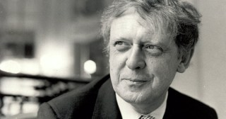 Anthony Burgess on the Magical Moment He Fell in Love with Music as a Little Boy