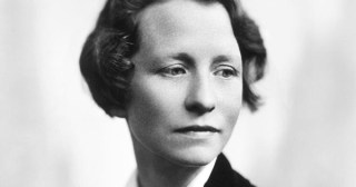 Edna St. Vincent Millay's Playful Self-Portrait in Verse
