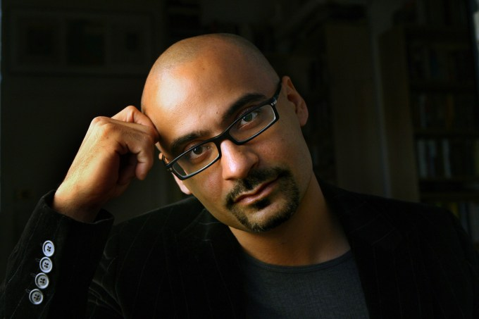 Junot Díaz (Photograph: Carolyn Cole)