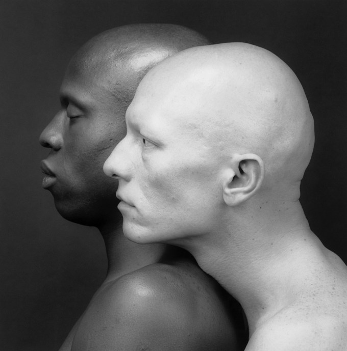 Robert Mapplethorpe: Ken Moody and Robert Sherman, 1984 (Getty Research Institute)