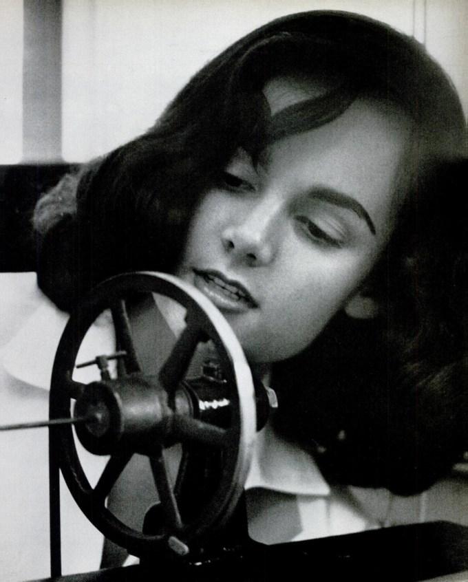 Virginia Trimble in LIFE magazine, 1962